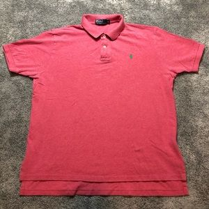 Men's Ralph Lauren Polo Shirt: Large